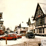 A view of The Red Lion at Coulsdon, taken by Paul Sandford