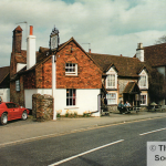 A view of the White Lion at Warlingham, taken by Grahame Brooks