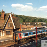 A view of Kenley Station, taken by Grahame Brooks