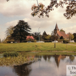 A view of All Saints Church Sanderstead taken by Grahame Brooks