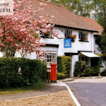 "A view of ""The Lord Roberts"" - Woodcote Village"