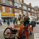 A 1903 Coventry Velox in 1990 VCRun, at Brighton Road, Purley taken by Grahame Brooks