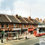 A view of Godstone Road, Kenley, taken by Grahame Brooks