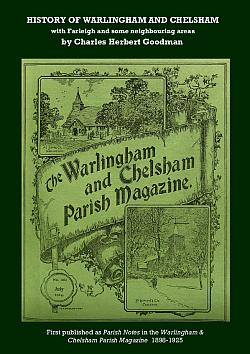 History of Warlingham and Chelsham