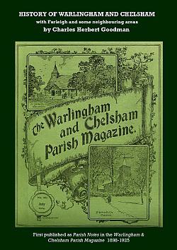 History of Warlingham and Chelsham
