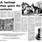 Bourne Area Heritage