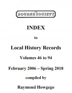 Index-cover